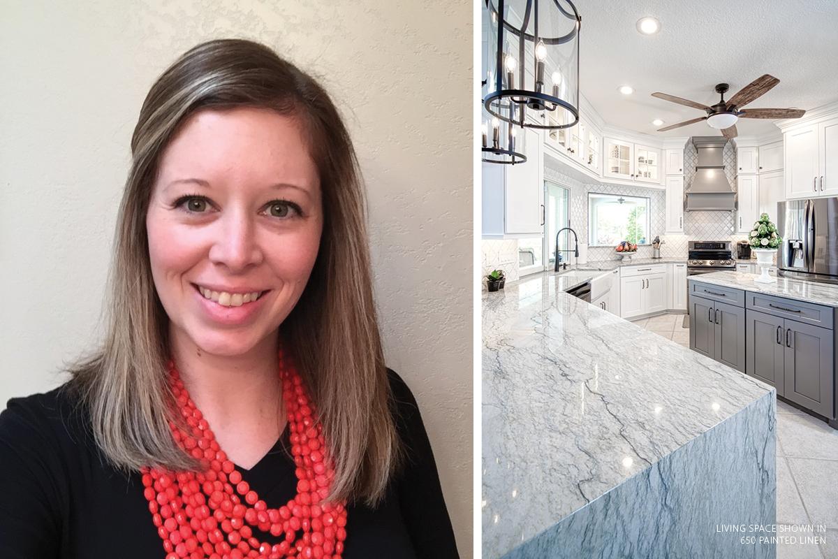 Kristen Lisenby of Complete Kitchen & Bath