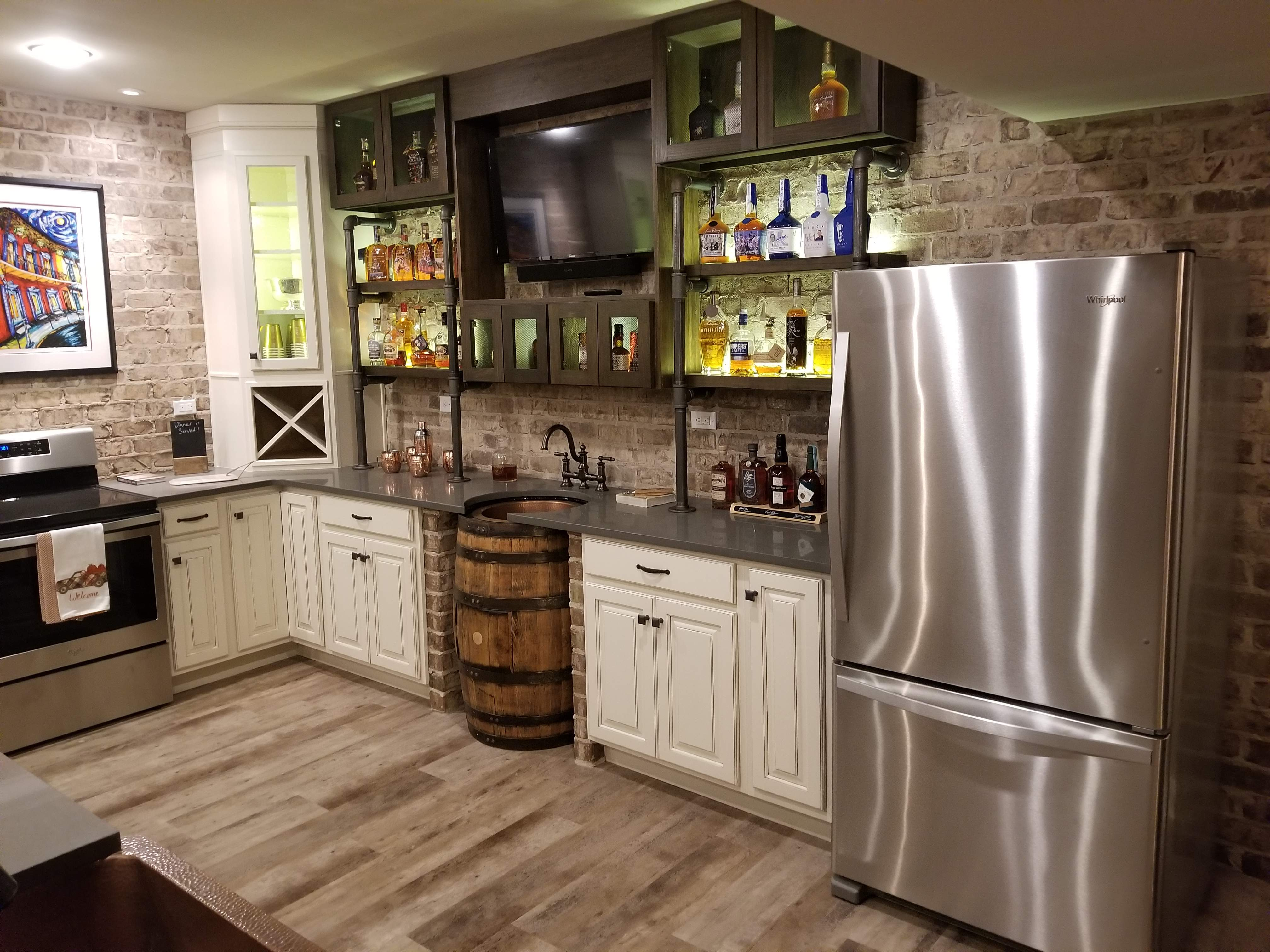 Waypoint Living Spaces Showcase Your Space Remodel Contest Kitchen Creations