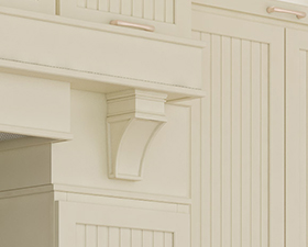 ... Beautiful Ornate Corbels For Extra Drama, Waypoint® Has A Wide  Collection For You To Play With To Take The Ordinary Kitchen Or Bath From  Ho Hum To Wow!