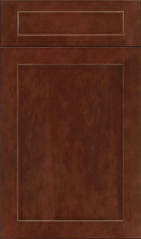 410 Cherry Merlot Cabinet Door Waypoint Living Spaces