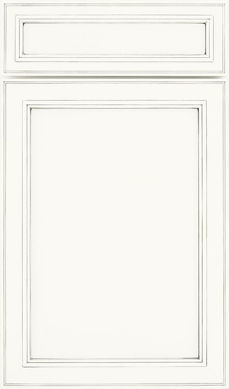 540 Painted Pewter Glaze Cabinet Door Waypoint Living Spaces