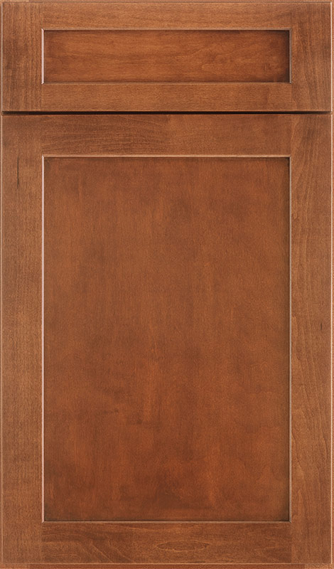 410 Maple Cognac Cabinet Door Waypoint Living Spaces