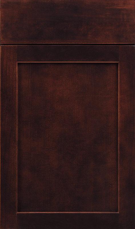 410 Cherry Java Cabinet Door Waypoint Living Spaces