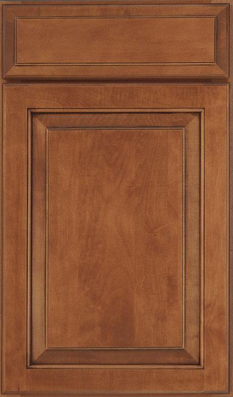 610 Maple Auburn Glaze Cabinet Door