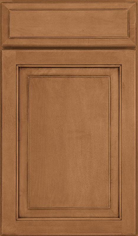 610 Maple Mocha Glaze Cabinet Door Waypoint Living Spaces