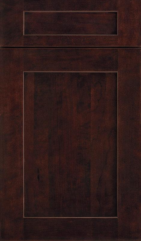 650 Cherry Java Cabinet Door Waypoint Living Spaces