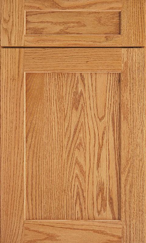 650 Oak Honey Cabinet Door Waypoint Living Spaces