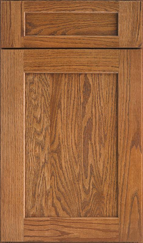 650 Oak Tawny Cabinet Door Waypoint Living Spaces