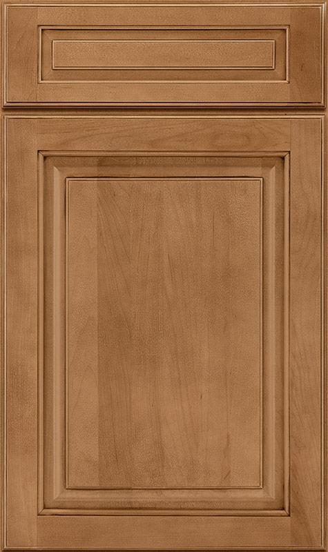 660 Maple Mocha Glaze Cabinet Door Waypoint Living Spaces