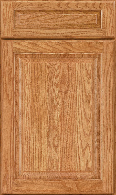 661 Oak Honey Cabinet Door Waypoint Living Spaces