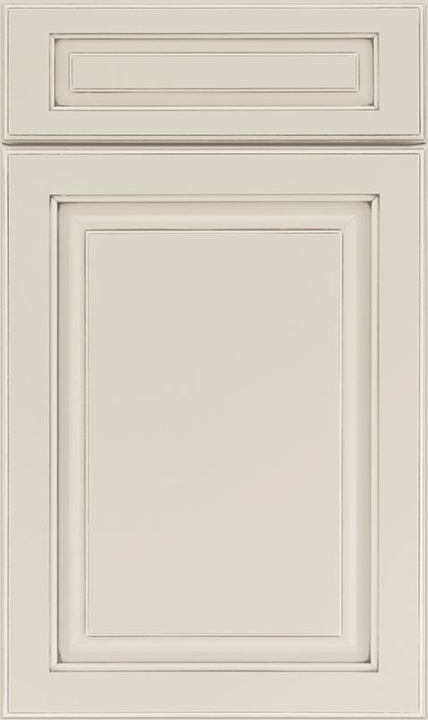 661 Painted Ember Glaze Cabinet Door Waypoint Living Spaces