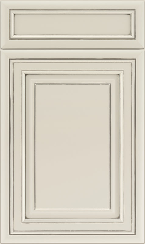740 Painted Ember Glaze Cabinet Door Waypoint Living Spaces