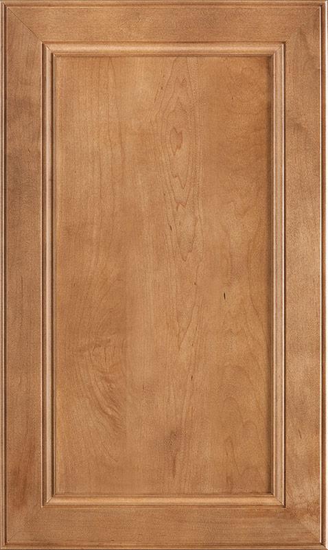 750 Maple Spice Cabinet Door Waypoint Living Spaces
