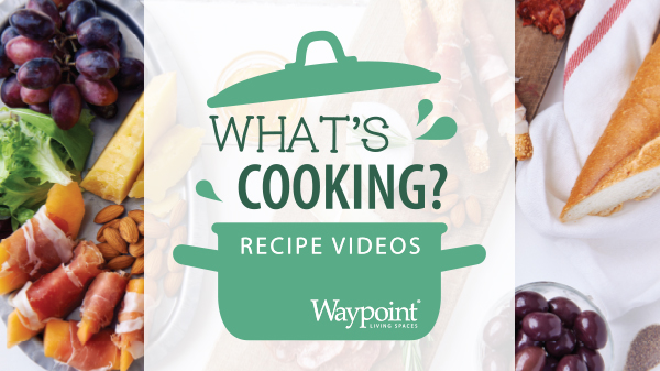 Style inspired recipe videos