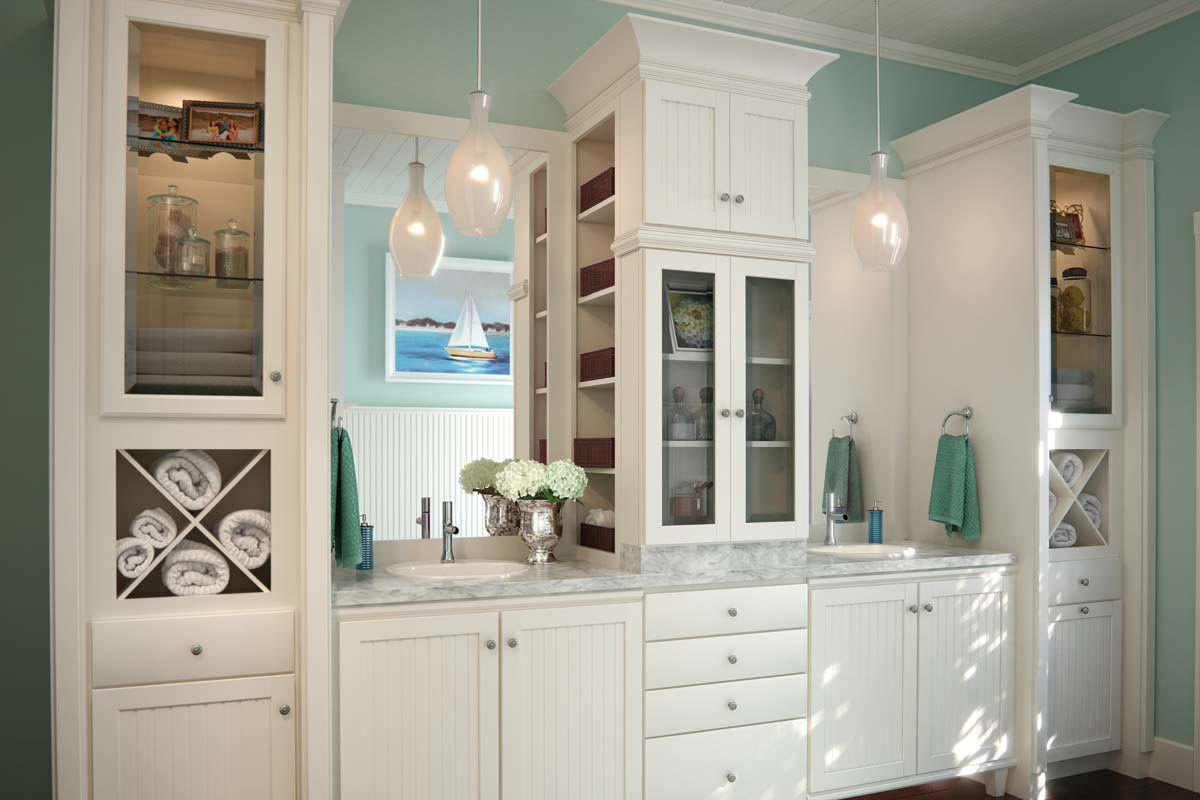 Waypoint living spaces exactly what you had in mind for Bathroom cabinets builders warehouse