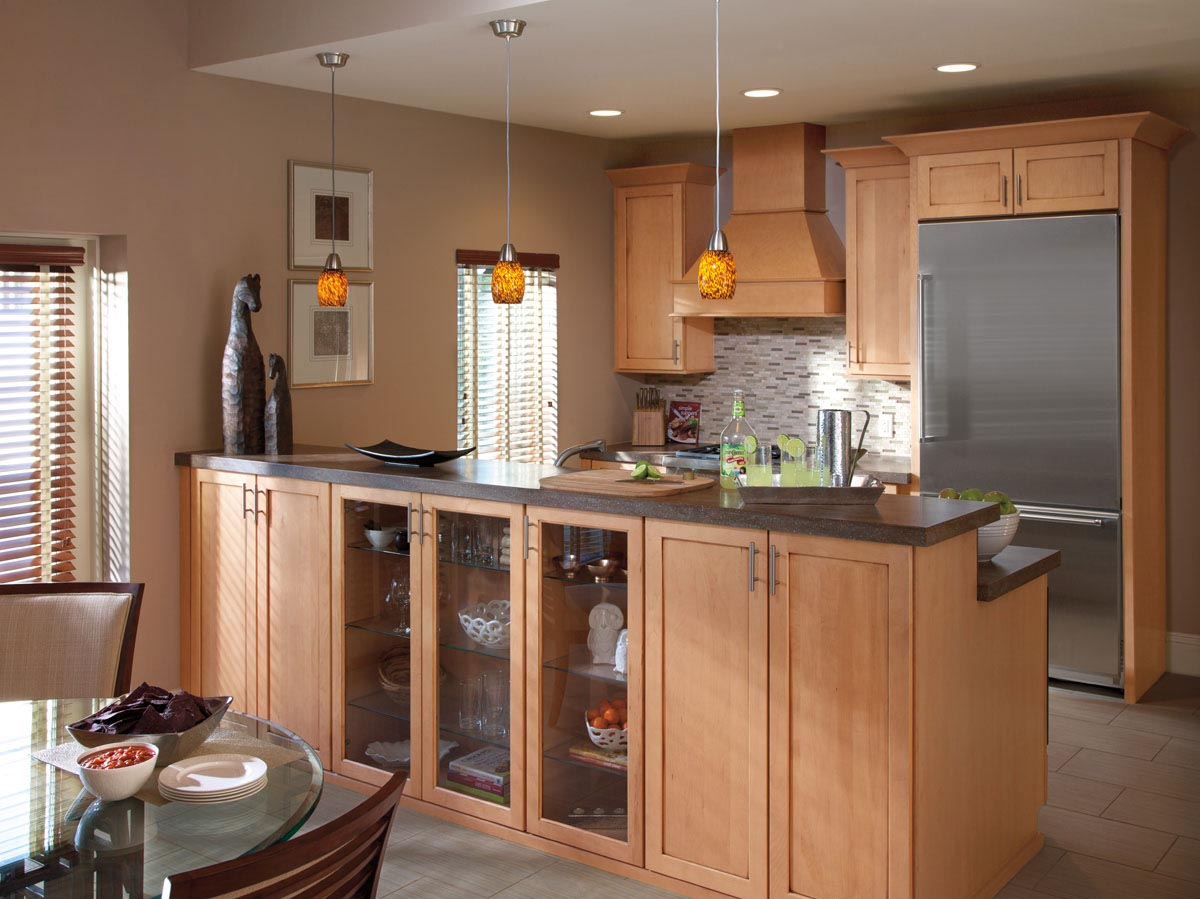 Small Open Galley Kitchen 100  Open Galley Kitchen Designs   Track Lighting U2026