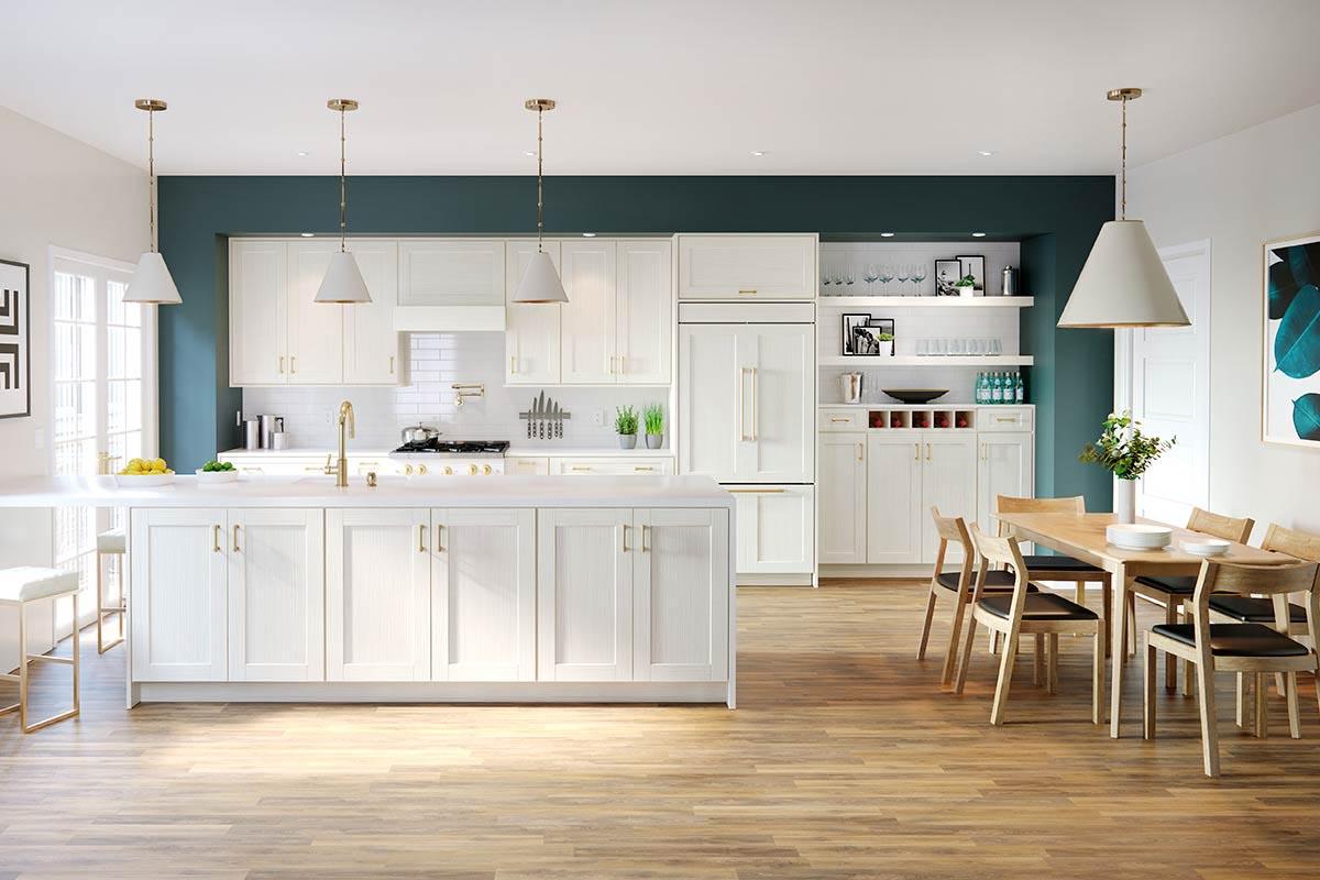 Waypoint Kitchen Cabinets Kitchen CabiGallery | Waypoint Living Spaces