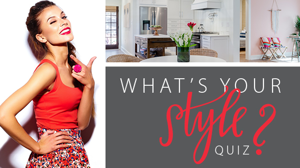 Whats your style? quiz